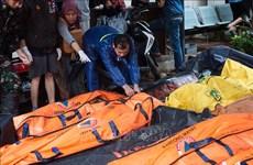 印尼海啸:伤亡人数继续增加