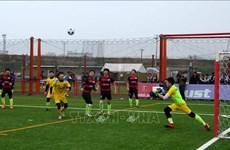 足球成为旅居海外越南人心系祖国的桥梁