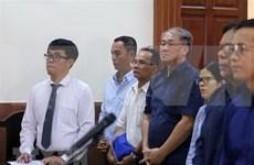 越南建设股份商业银行原董事长范功名腐败案二审宣判:撤回检察院的抗诉