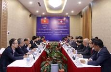 越南与老挝加强广播电视合作