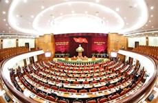 越共第十二届中央委员会第九次全体会议落幕