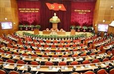 越共第十二届九中全会:为完成2019年各项任务目标注入新动力