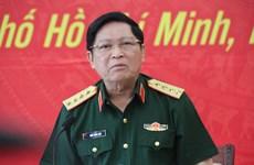 越南国防部部长吴春历大将对柬埔寨进行正式访问