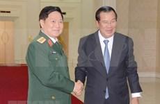 防务合作一直是越柬关系的重要支柱