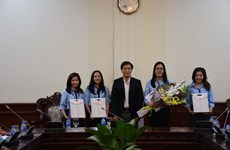越南大学生在国际投资仲裁模拟法庭竞赛中取得出色成绩