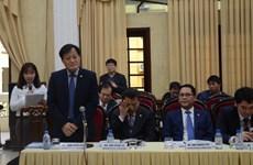 越南河南省与韩国京畿道加强合作