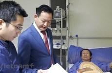 越南游客在埃及金字塔附近遇袭事件:越南驻埃及大使馆尽一切努力为受害者提供帮助