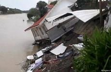 台风乌斯曼袭击菲律宾 已致近70人死亡