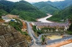 2019年老挝将完成12个水电站建设项目
