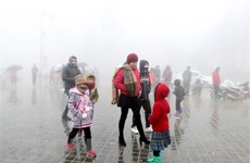 老街沙坝接待游客人数同比大幅增长