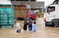 菲律宾大规模洪水及山崩:死亡人数继续上升