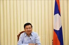 越南与老挝关系继续朝着纵深、务实方向发展