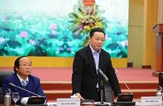 陈红河:加强监督检查工作,严厉查处环境违法行为