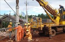 得农省成为柬埔寨蒙多基里省的主要电力供应来源