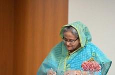阮春福就谢赫·哈西娜再次当选孟加拉总理致贺电
