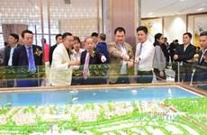 承天顺化省引进3.68万美元建设国际旅游区