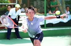 2019年越南男网公开赛:李黄南击败位居世界第370的强劲对手