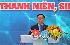 政府副总理王廷惠:加大对青年大学生创业的宣传力度