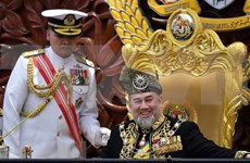 马来西亚搞定国王选举时间  新国王将于本月底宣誓就职