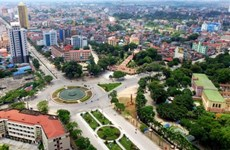泰国驻越大使馆代表团赴太原省了解合作潜力