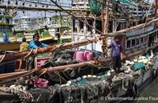 """泰国脱离欧盟""""预备非法捕鱼国""""黑名单"""