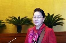 越南国会办公厅召开2019年任务部署会议 阮氏金银出席