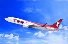 韩国德威航空公司即将开通仁川广域市至芽庄市航线