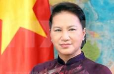 国会主席阮氏金银:加强团结 共促发展
