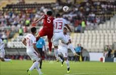 ASIAN CUP 2019:越南队0-2输给伊朗队