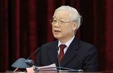 越共中央总书记、国家主席阮富仲:为国家发展打下坚实基础