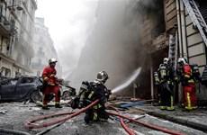 巴黎爆炸事件:遇难者中尚未发现越南公民