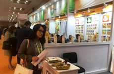 越南企业参加2019年印度国际饮食博览会