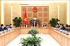 政治、国防和安全领域融入国际跨部门指导委员会会议在河内召开