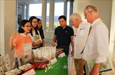 越南与澳大利亚促进有机农业发展