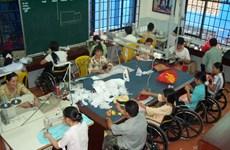 美国国际开发署资助承天顺化省残疾人扶助项目