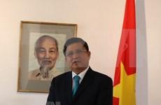 APPF-27:越南国会对外委员会主任阮文饶会见日本国会议员代表团
