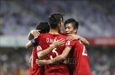 2019年阿联酋亚洲杯小组赛:越南队击败也门队 夺得D组第三名