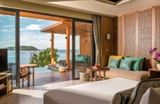 越南两家酒店跻身亚洲10大有趣酒店