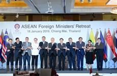 东盟外长非正式会议取得许多重要成果