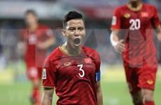 ASIAN CUP 2019: 越南队晋级2019年亚洲杯16强淘汰赛