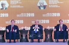 阮春福总理:越南完全可以实现经济稳步快速增长目标