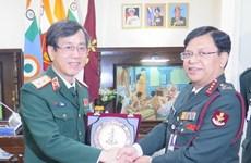 越南与印度促进军队医院医疗合作