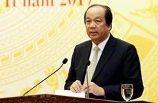 越南公布开放数据与数字型政府准备度的评估结果