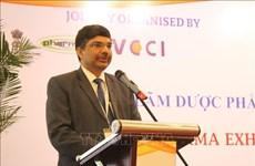 越南与印度药品投资合作迎来许多机遇