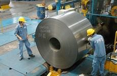 欧盟对三组越南钢铁产品采取贸易保障措施