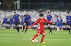 阮光海当选2019年亚洲杯小组赛最佳球员