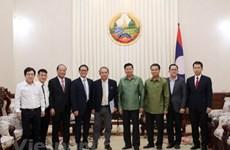 老挝政府为越南企业的投资活动创造便利条件