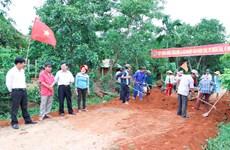 永福省投入逾4万亿越盾发展新农村建设计划