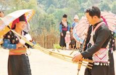 安沛省蒙族同胞过上新的春节