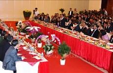越南与柬埔寨边境省份加深友谊